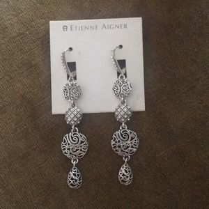 Etienne Aigner earrings